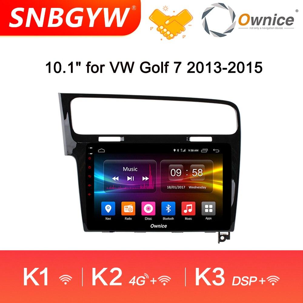 Ownice K1 K2 K3 8 Core 10.1