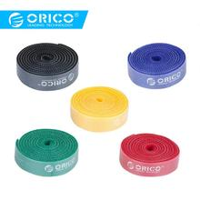 ORICO Nylon Cable Winder Wire Organizer Eearphone Holder Mouse Cord Protector Cable Management For Samsung iPhone Ethernet Wire стоимость