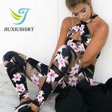 JINXIUSHIRT font b Fitness b font Sports Set Women Tracksuit Gym Clothes Ladies Workout Set Sexy