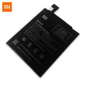 Image 5 - Xiaomi Original BM46 Battery For Xiaomi Redmi Note 3 Note 4 4X 3 Pro 3S 3X 4X Mi 5 BN43 BM41 BM47 BM22 Replacement batteries
