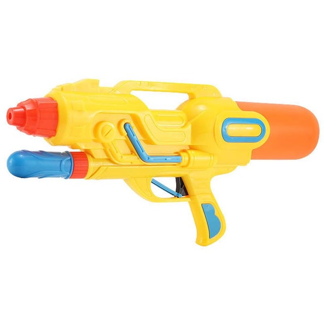 Nueva 44 CM Niños Armas de Juguete Al Aire Libre Jugando Juguetes de Agua de Verano Juguetes de playa De Plástico Juego de Disparar Armas de Juguete Regalos de Los Niños Libres gratis