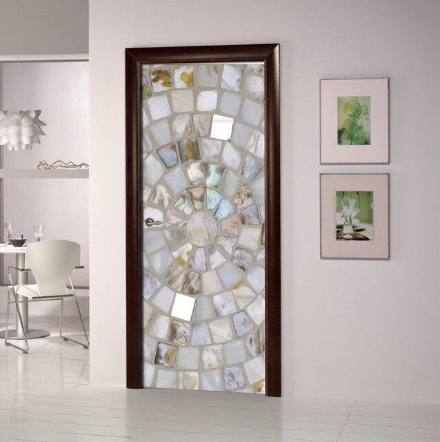 DIY 3D Autoadesivo Della Parete Camera Da Letto Murale Home Decor ...