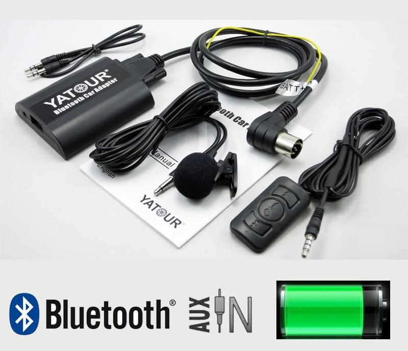En Volvo HU803 Bluetooth