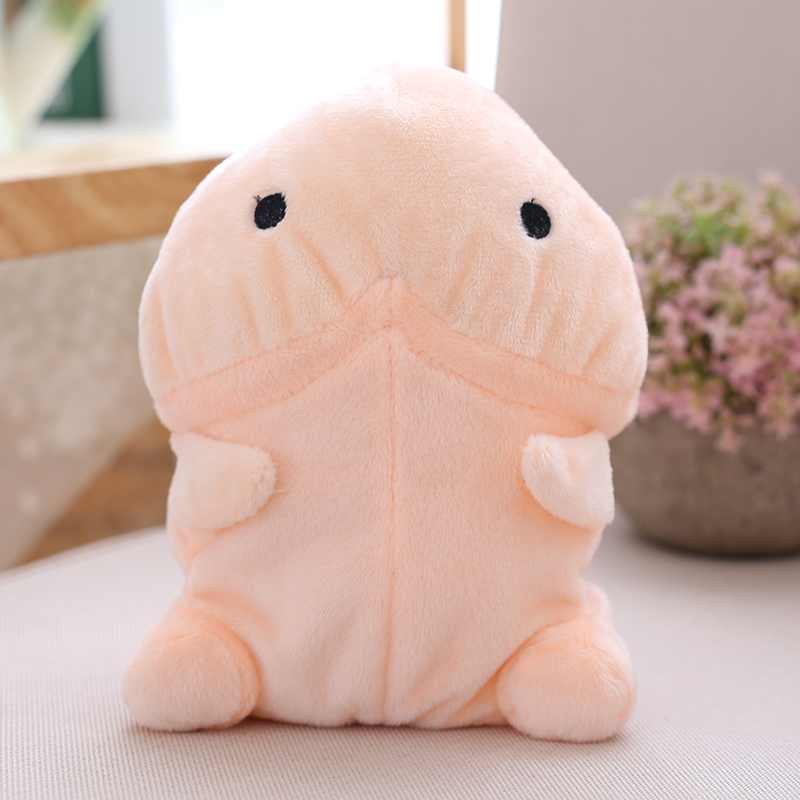 18cm Funny Electric Penis Plush Toy Soft Stuffed Plush Simulation Penis Doll Cute Sexy Kawaii Speaking Toy Gift for Girlfriend stuffed toy