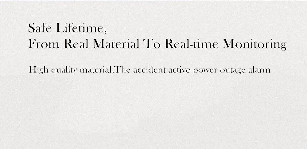 Original Xiaomi Qingmi Smart Home Power Strip 35 Ports 3 USB Fast Charging5 Jacks Extension Socket Plug WiFi Mijia APP Remote (17)