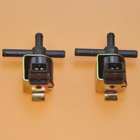 2Pcs Car 1 8t Turbo Charged Solenoid Circulation Valve For VW Golf GTI Jetta Passat A4