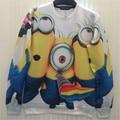2016 New fashion men hoody  Personality lips/dog/bud 3d print thin hip hop 3d sweatshirt hoodies pullover