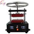 Machine d'estampillage à chaud de plat supérieur à haute pression 6*12 CM machine de presse de colophane de rotation de main machine d'estampillage à chaud 110/220 V 1000 W 1 PC