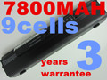7800 MAH Batería Para Acer UM09B34 UM09B71 UM09B73 UM09B7C UM09B7D UM09A31 UM09A41 UM09A71 UM09A73 UM09A75 UM09B31, Aspire One 751