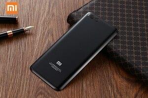 Image 4 - Orijinal cam pil arka kılıf Xiaomi 6 Mi 6 Mi6 MCE16 arka pil kapağı telefon pil Backshell arka kapak kılıfları