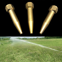 Agricultural Sprayer Water Sprinkler Nozzle Irrigation Brass DC Spray Nozzle Watering Head Garden Supplies sprayer charging nano spray water meter adjustable rotary nozzle head moisturizing hairdressing easy to use