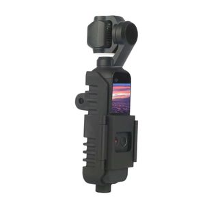 Image 5 - Universal tripé selfie vara bicicleta ação cam suporte de montagem com 1/4 parafuso para dji osmo câmera bolso