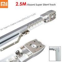 2.5M Xiaomi Super Silent Electric Curtain Track for Mijia Aqara Motor,Automatic Curtain Rails/Cornice,Ceiling Instal,Double Open