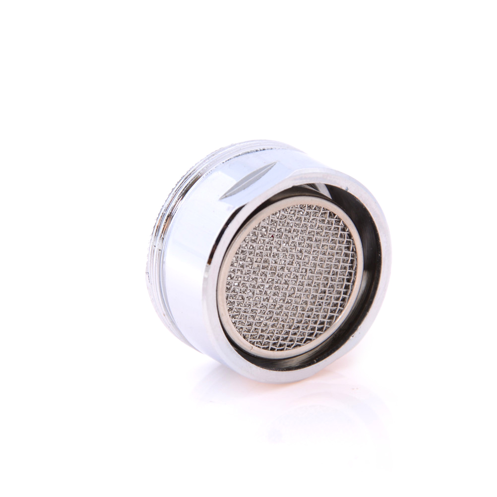 Water Saving Kitchen Water Faucet Spouts Male Chrome 24mm Sprayer Faucet Tap Aerator Nozzle Sprayer Diffuser Filter