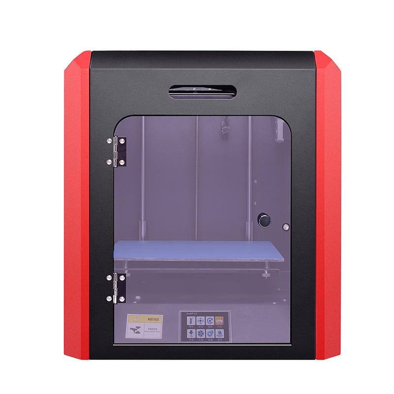 Best 3D Printer Desktop Model ET-K1 All Metal Frame Digital Touch Screen Large Printing Size 35seconds Quickly Change Nozzle wanhao steel frame desktop digital 3d printer duplicator i3 v2 1