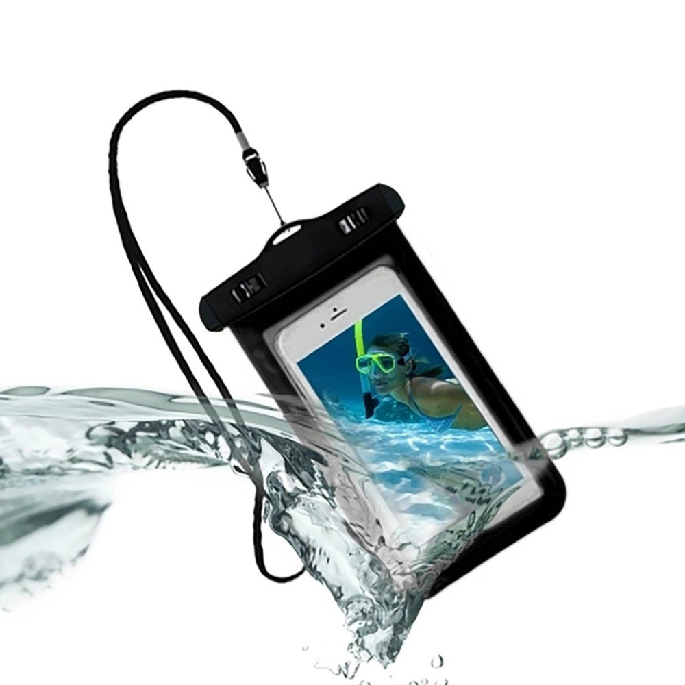 Waterproof Swimming <font><b>Phone</b></font> Bag Pouch Underwater Dry <font><b>Case</b></font> Cover Universal for Mobile <font><b>Phone</b></font> <font><b>Water</b></font> <font><b>Proof</b></font> Bag Dirt-resistant image