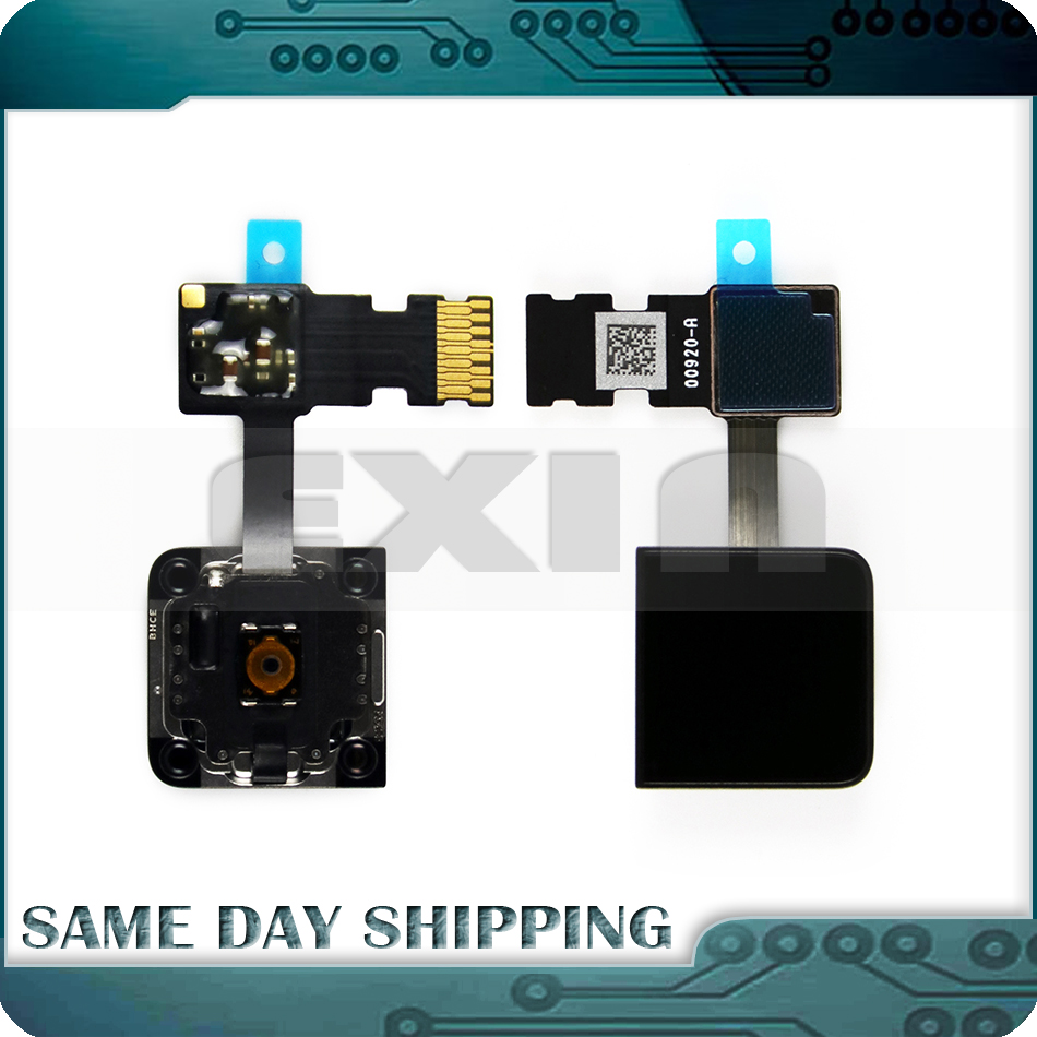 Original NEW A1707 Touch ID Power Button 821-00920-A for Macbook Pro Touch Bar 15 A1707 Power ON/OFF Button Late 2016 Mid 2017