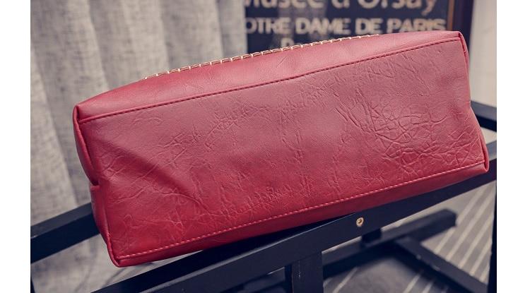 de mão casual ombro sac Handbags : Vintage Bags Retro