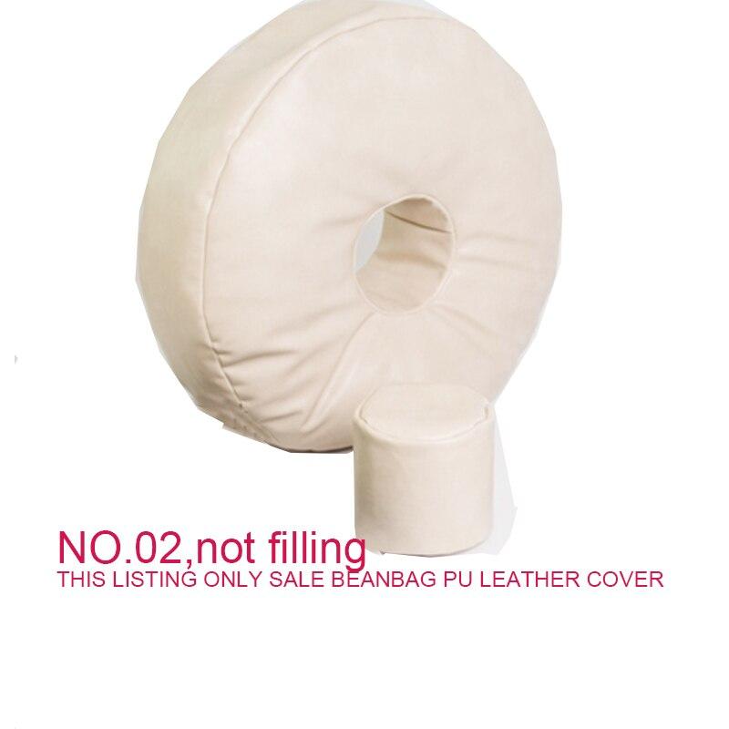2018 Nouveau-Né Studio Taille POSANT OREILLER-Le nouveau-né a poser pouf pouf photo prop Infantile Poseur Grande Taille Oblongue sac de haricot