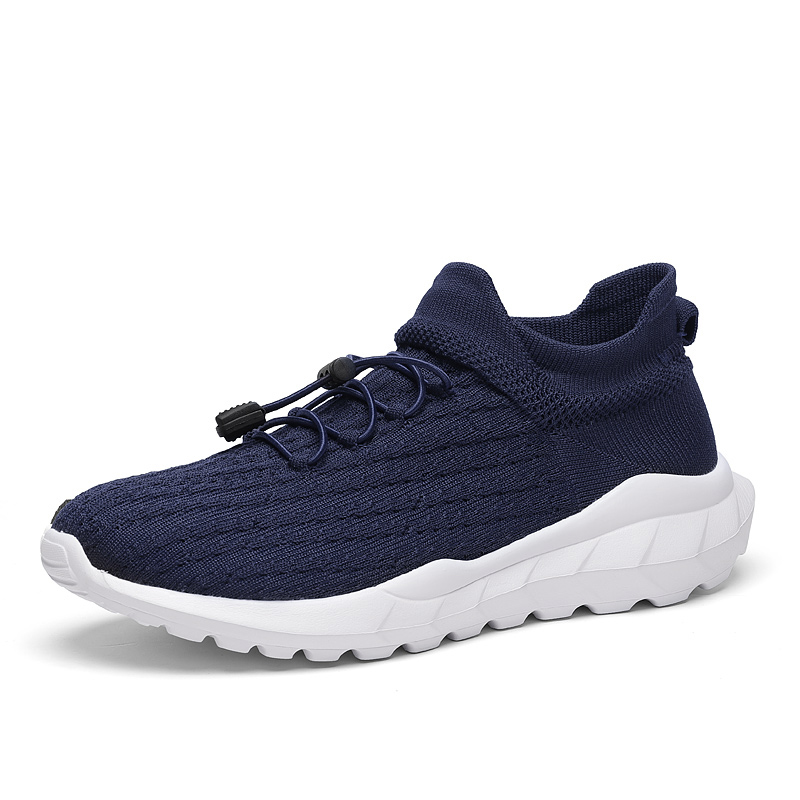 Men Sports Shoes New Fashion Casual Men Shoes Woven Breathable Men Shoes Men Fitness Sports Shoes Outdoor Walking Shoes Men in Men 39 s Casual Shoes from Shoes