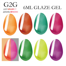 Girl2girl Nail Gel Polish Art Glaze Uv Long Lasting Shinning High Quality Official Store