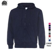 2017 Plain Men Hoodies Fleece Sleeve Fashion Hoodies Brand Sweatshirt Men Jacket Coat Casual Coat Pullover Tracksuits Navy Royal