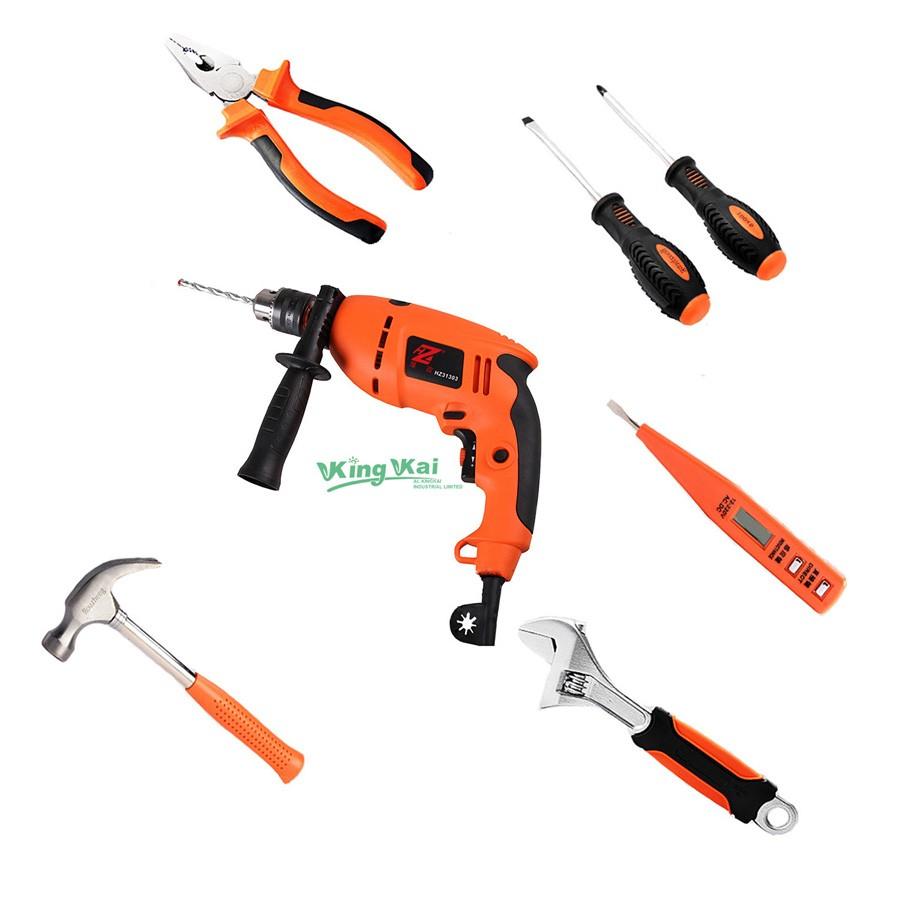 125PCS Whole Hand Hardware Tool Set-06-900