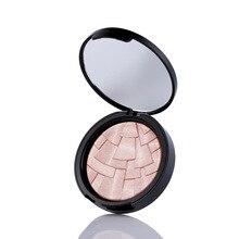 Brand New ABH illuminator Highlighter maquiagem Sohollwood Riviera Starlight Peach Nectar Bronzer Makeup Powder 4pcs/set