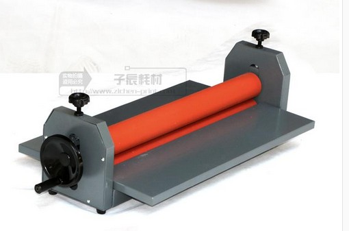 New large 650MM manual cold roll laminator laminating machine 65CM laminating film laminating 6inch 150mm manual cold roll laminating machine photo vinyl protect rubber cold mounting laminator
