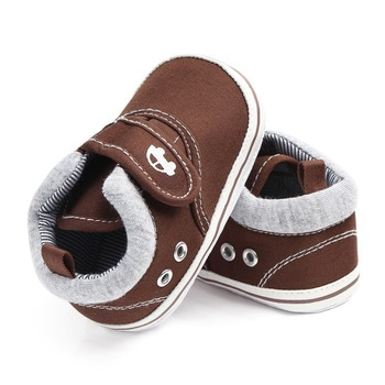 Casual Baby Boys Girls Shoes Classic Infant Toddler Newborn Baby Fashion First Walkers Sports Sneakers Shoes Prewalkers 1