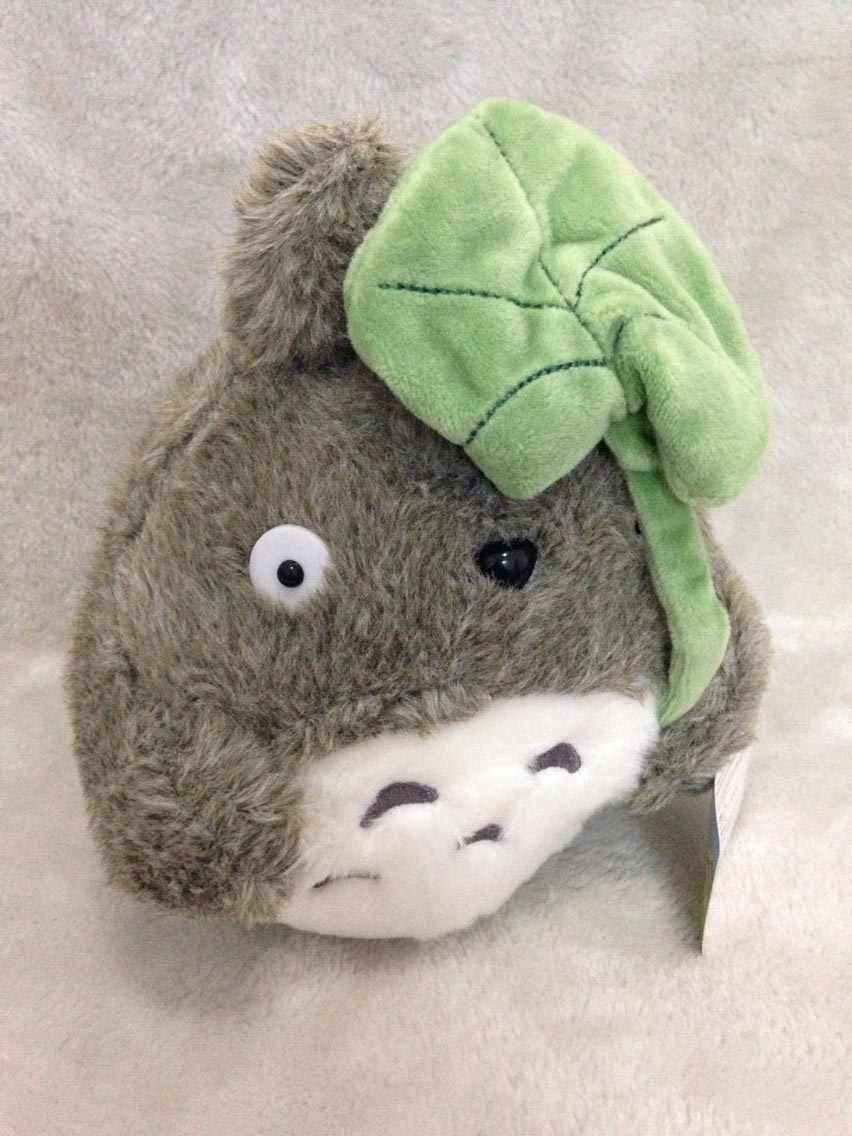 25cm <font><b>lovely</b></font> <font><b>plush</b></font> <font><b>toy</b></font>, my neighbor <font><b>totoro</b></font> <font><b>plush</b></font> <font><b>toy</b></font> <font><b>cute</b></font> <font><b>soft</b></font> doll <font><b>totoro</b></font> with lotus leaf kids <font><b>toys</b></font> Cat