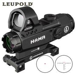 Tactical 4x24 HAMR Rifle Scope Lens Red Dot Mark 4 di Alta Precisione Multi-Range Mirino PP1-0403