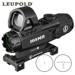Tactische 4x24 HAMR Rifle Scope Lens Red Dot Mark 4 Hoge Nauwkeurigheid Multi-Range Riflescope PP1-0403