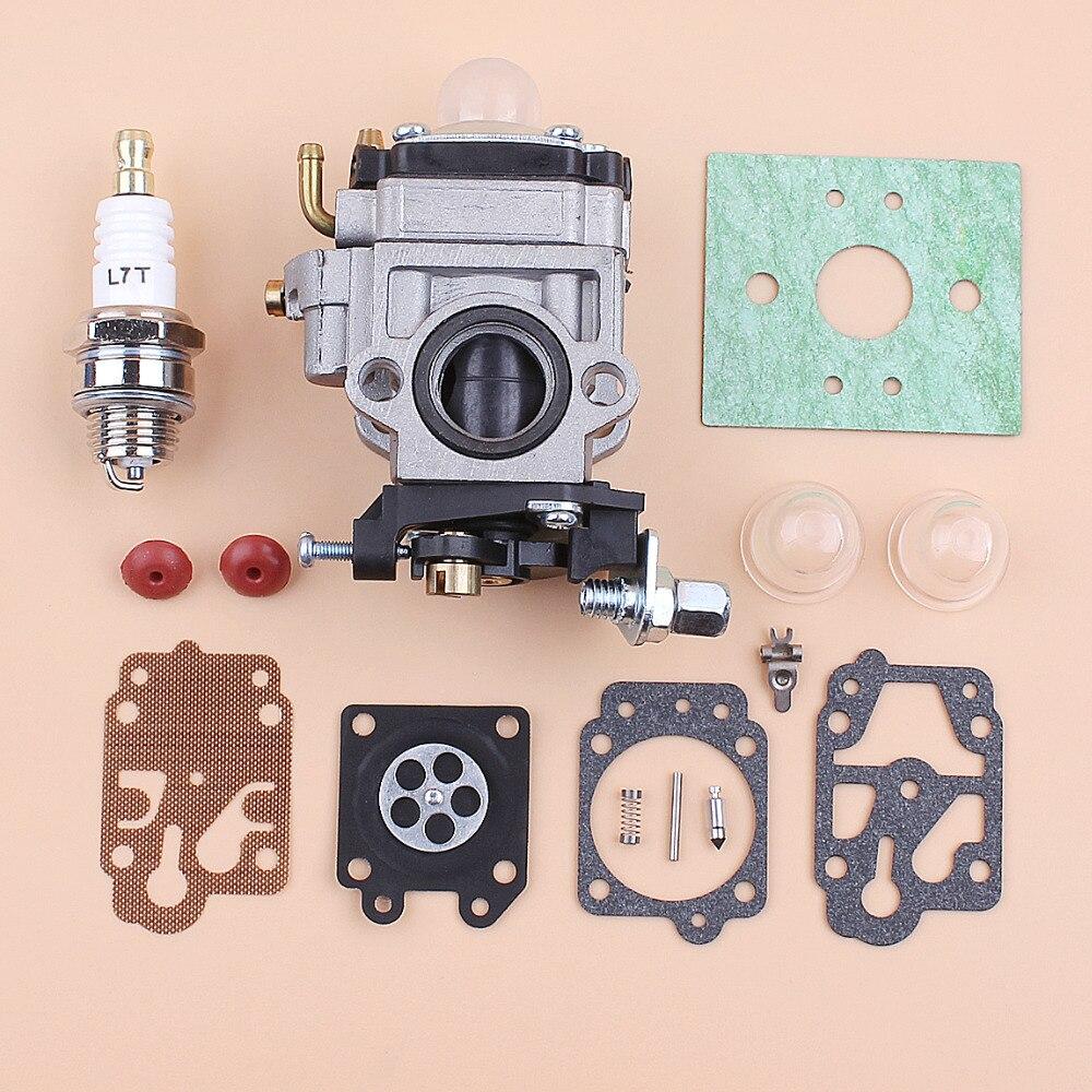 Carburetor Check Valve Primer Bulb Fuel Hose Fit HONDA GX25 GX35 HHT35 HHT35S