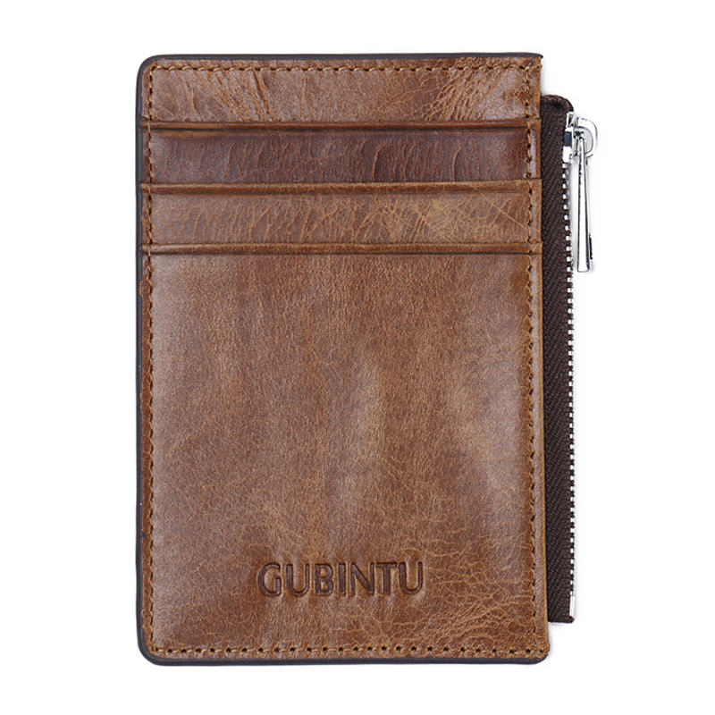 Men Wallet Genuine Leather RFID Card Coin Holder 2017 Hot Luxury Designer Slim Small Dollar Price Change Male Purse Portomonee j2 gsm bar phone w 1 44 resistive screen a gps bluetooth quad band and fm