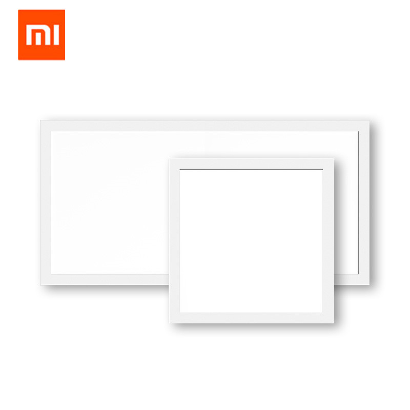 Xiaomi светодио дный светодиодный светильник Mijia YEELIGHT ультра тонкая пысветодио дный лезащитная Светодиодная панель спальня потолочный светил...