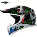 NENKI Motocross Helmet ATV Dirt Bike Off Road Rally Racing Capacete Casco Casque Kask MX316-3 Fiberglass Motorcycle Helmet