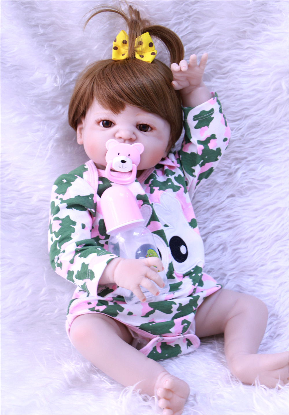 55cm Full silicone reborn babies dolls bebe alive NPK high quality lifelike bebe kids best birthday gift bonecas bathe play toy 55cm Full silicone reborn babies dolls bebe alive NPK high quality lifelike bebe kids best birthday gift bonecas bathe play toy