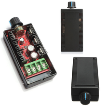 DC Motor Speed Control PWM Electronic Speeder Governor Controller 2000W MAX 12/24/36/50V Mayitr