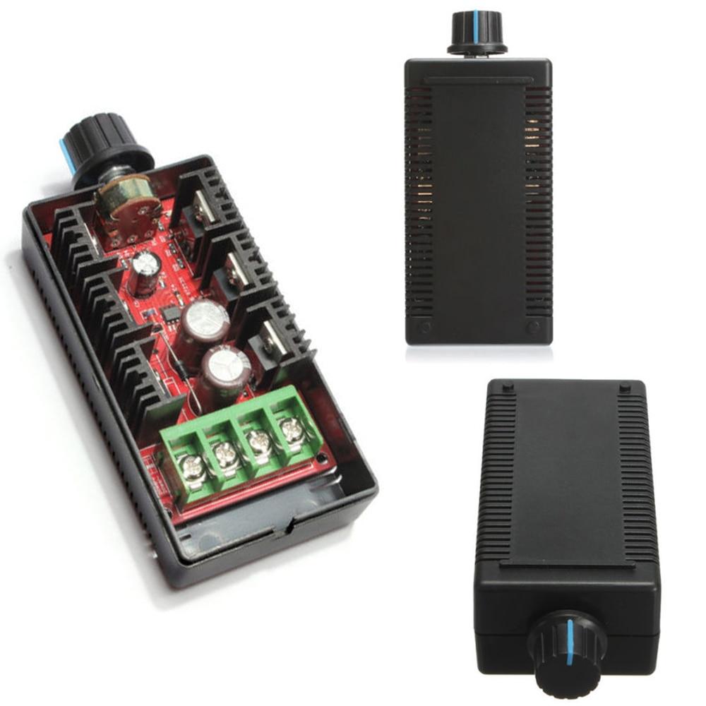DC de Control de velocidad del Motor PWM electrónicos Speeder gobernador controlador 2000 W MAX 12/24/36/50 V mayitr