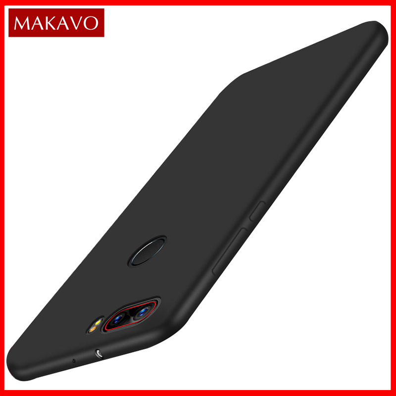 MAKAVO Cover For ZTE Nubia Z17 Case 360 Protection Soft Matte Silicone Housing For Nubia Z11 Z17 Mini S Mini M2 Lite Phone Cases