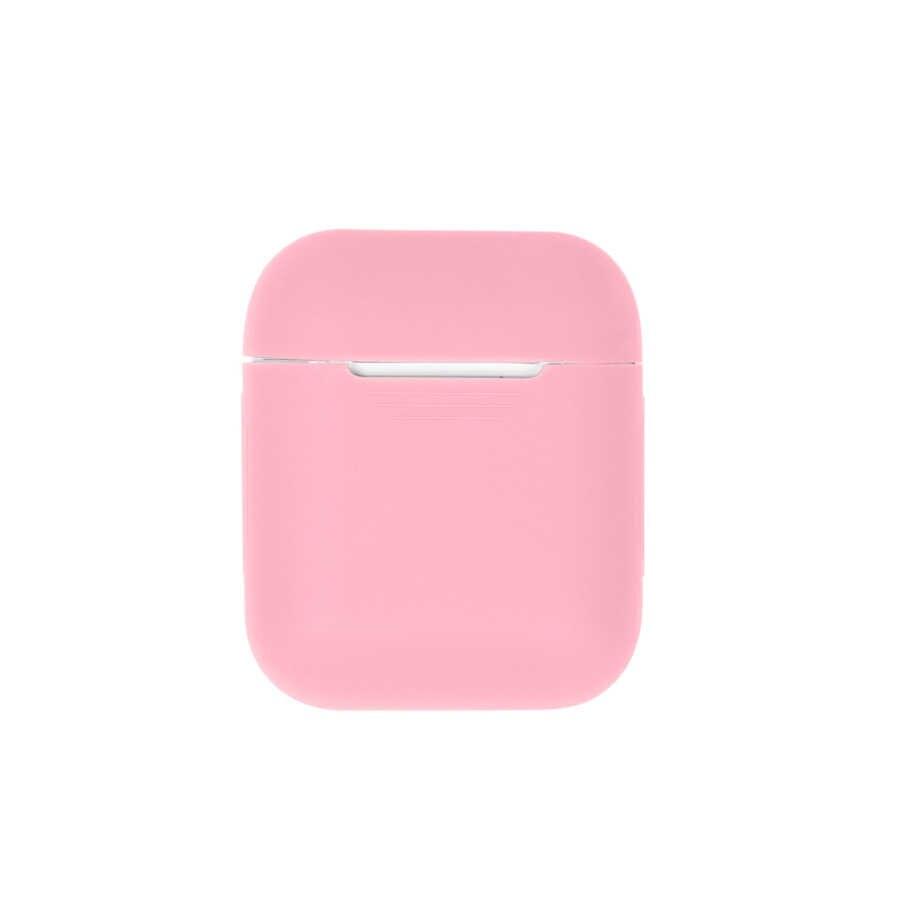 Đối với Apple Airpods Không Khí Vỏ Silicone Trường Hợp Bảo Vệ Bìa Pouch Chống Bị Mất Phụ Kiện Bảo Vệ
