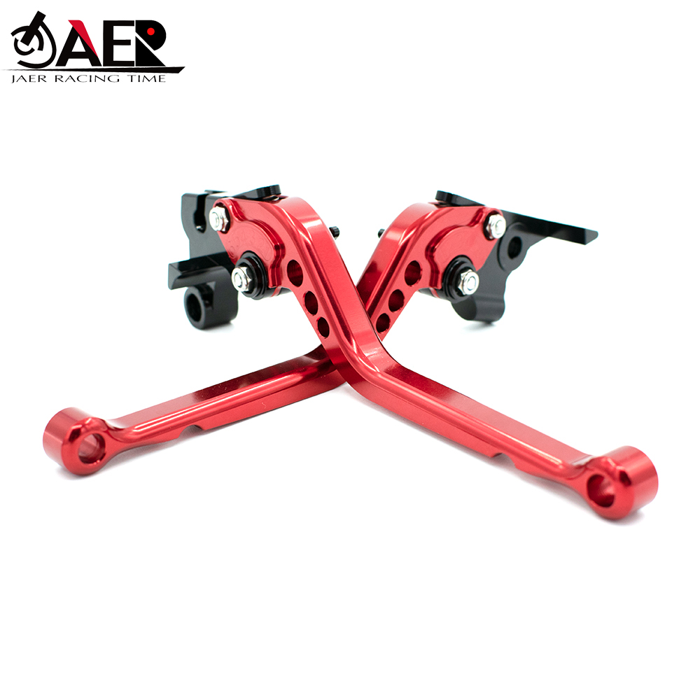 Image 4 - JEAR CNC Adjustable Motorcycle Brake Clutch Levers for Aprilia TUONO V4 1100RR Factory 2017 2018-in Levers, Ropes & Cables from Automobiles & Motorcycles