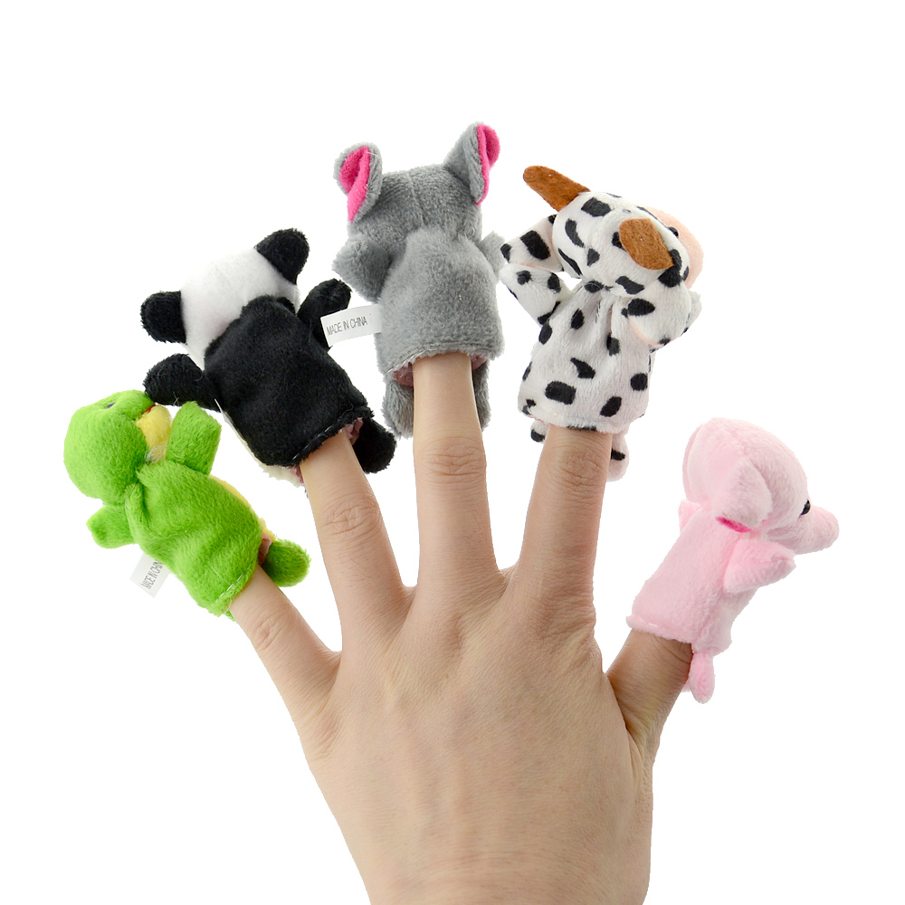 10PcsLot-Cute-Animal-Hand-Puppets-Baby-Plush-Toy-Finger-Puppet-Tell-Story-Props-Child-DollsStuffed-Toys-For-Christmas-Gift-2