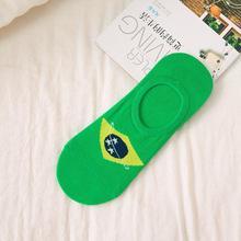 Men Cotton Ship Boat Short Flag Sock Ankle Invisible compression Socks Warm Winter funny socks 2019 happy socks