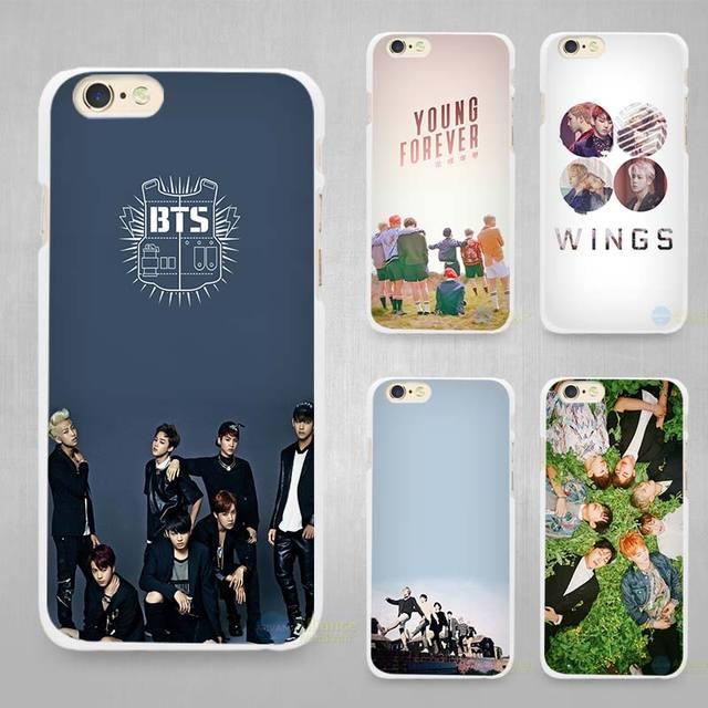 BTS iPhone Cases (Set 1)