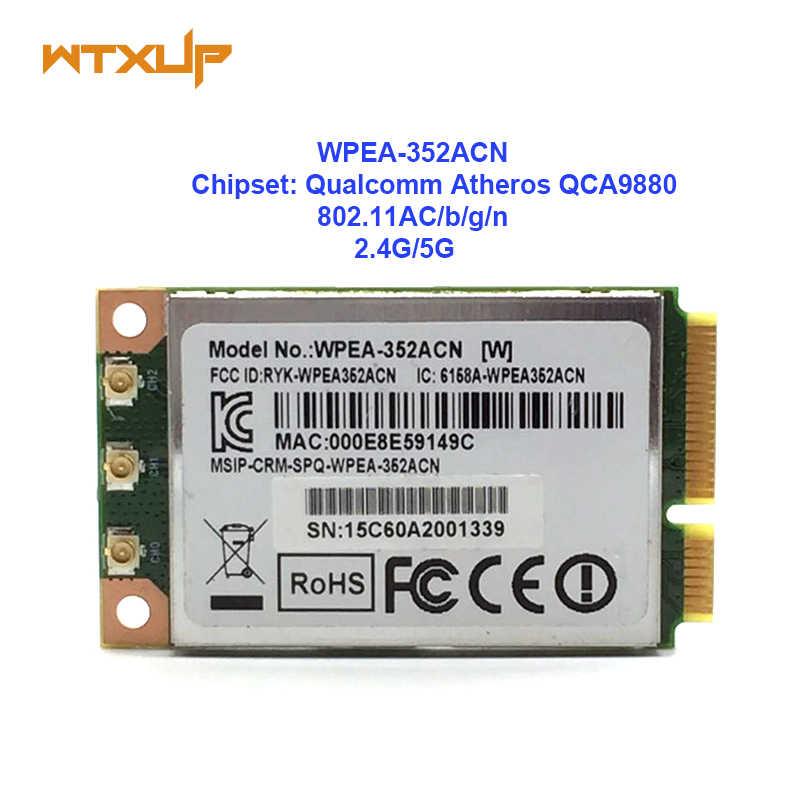 Mini PCIe Module QCA9880 WPEA 352ACN 802 11AC Dual Band