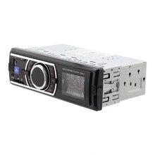 Nuevo 6203 Del Coche 12 V Automóviles FM/USB/SD/MP3/Reproductor de RADIO Reproductor de Mp3 Del Coche Automático grabación Con USB/SD 1 Din