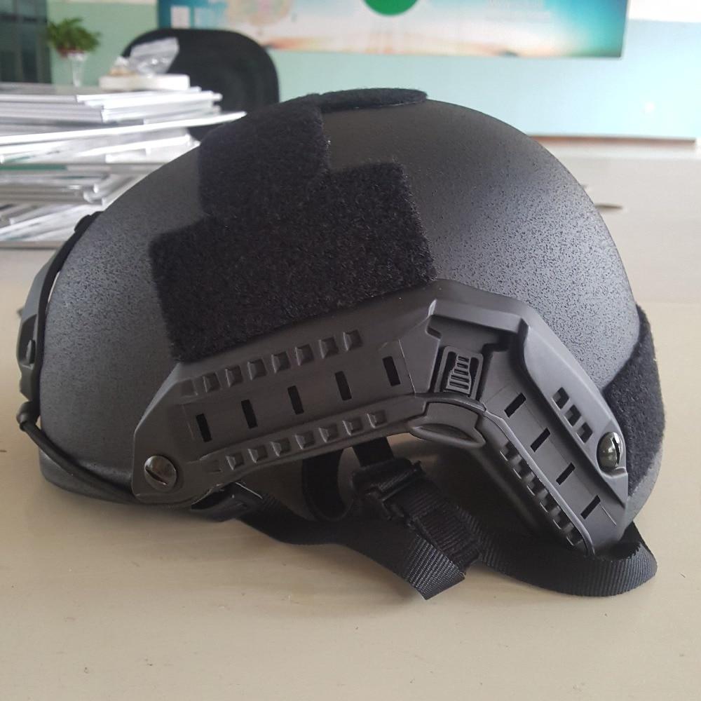 CCGK Bulletproof หมวกนิรภัยระดับ IIIA 3A FAST MH High Cut Bullet proof Aramid Ballistic หมวกกันน็อก Self Defense-ใน หมวกนิรภัย จาก การรักษาความปลอดภัยและการป้องกัน บน AliExpress - 11.11_สิบเอ็ด สิบเอ็ดวันคนโสด 2