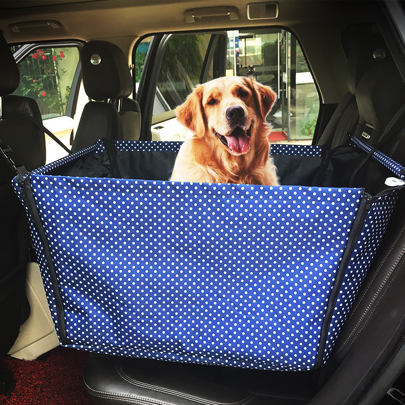 Hot Sale Back Single seated Dog Car Seat Cover Waterproof ...